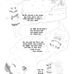Seasick the underwater adventure comic, chapter two extra