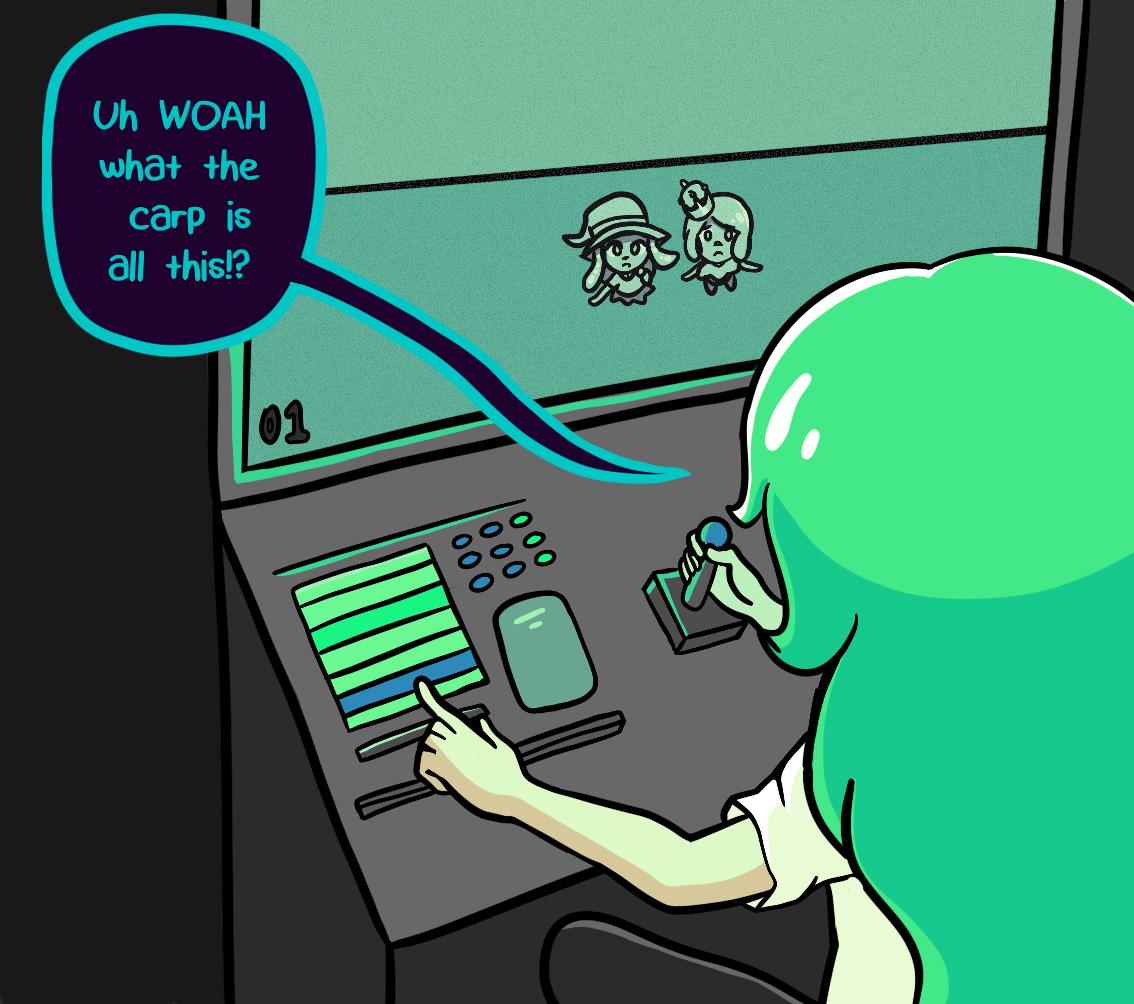 Seasick the underwater adventure comic, chapter 2 page 54 panel 1