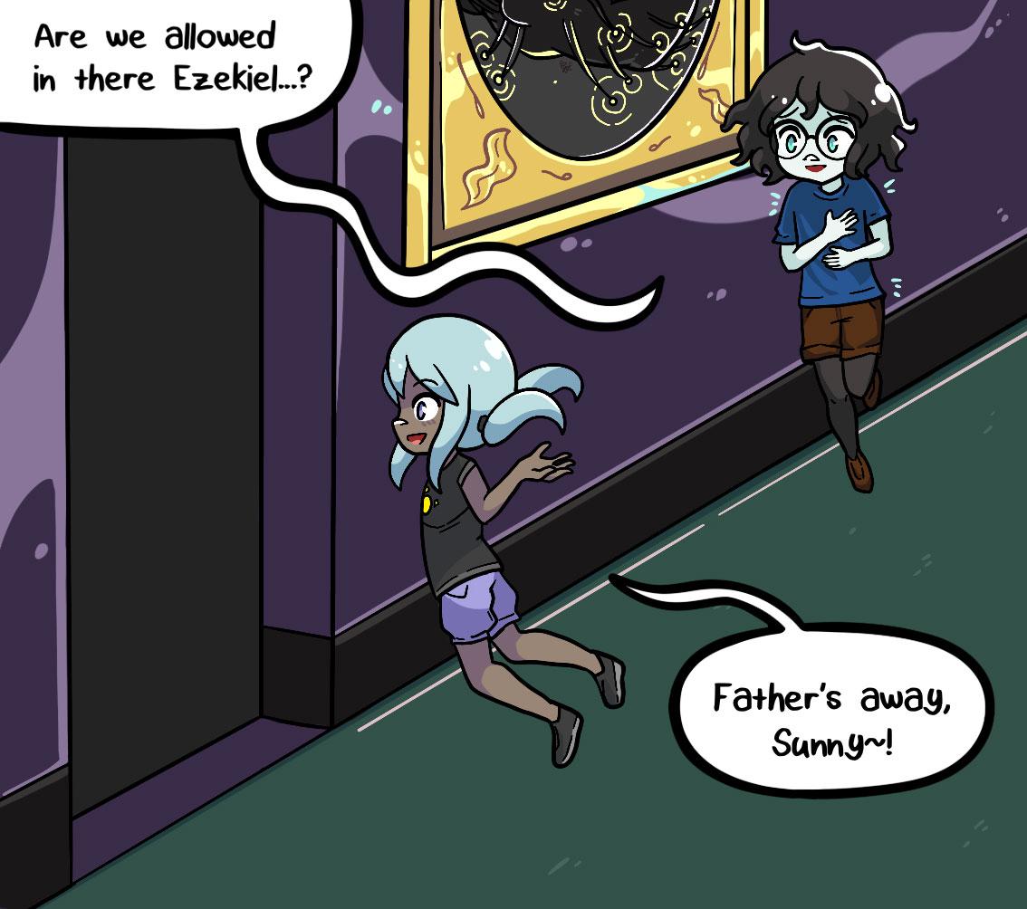 Seasick the underwater adventure comic, chapter 2 page 58 panel 2