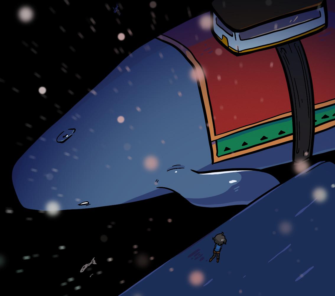 Seasick the underwater adventure comic, chapter 2 page 63 panel 6