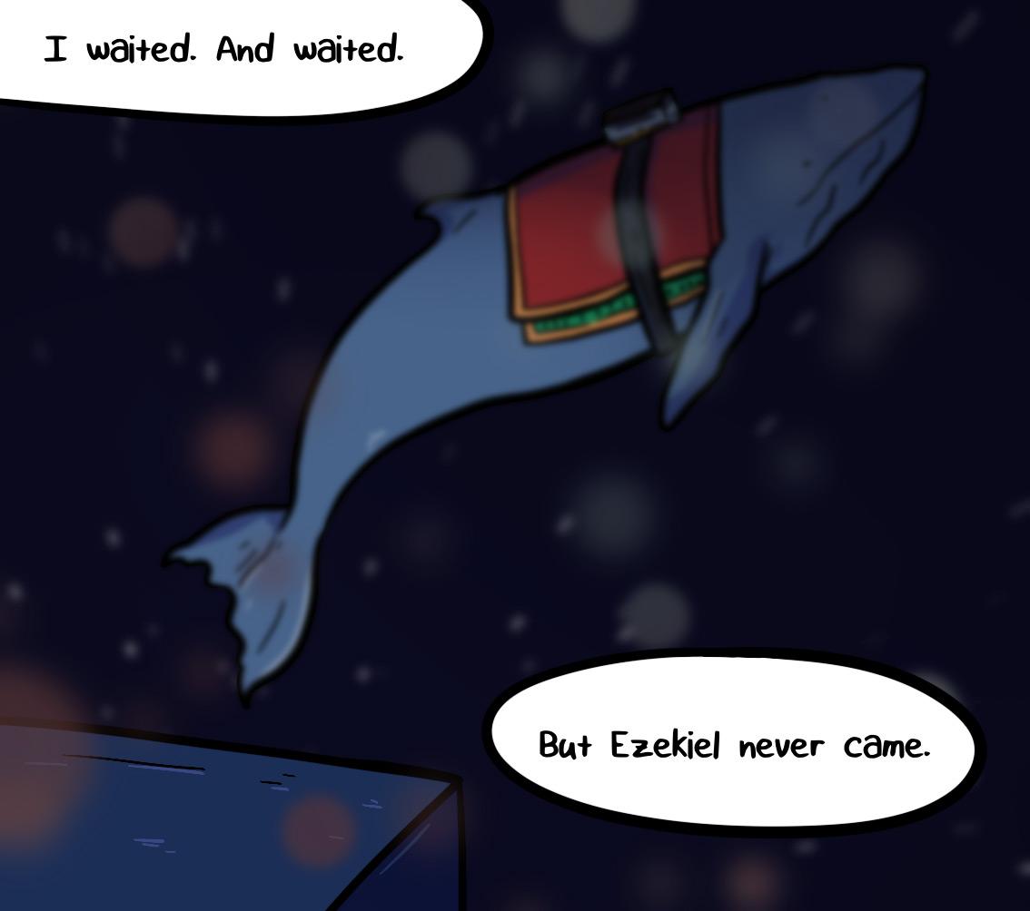 Seasick the underwater adventure comic, chapter 2 page 65 panel 1