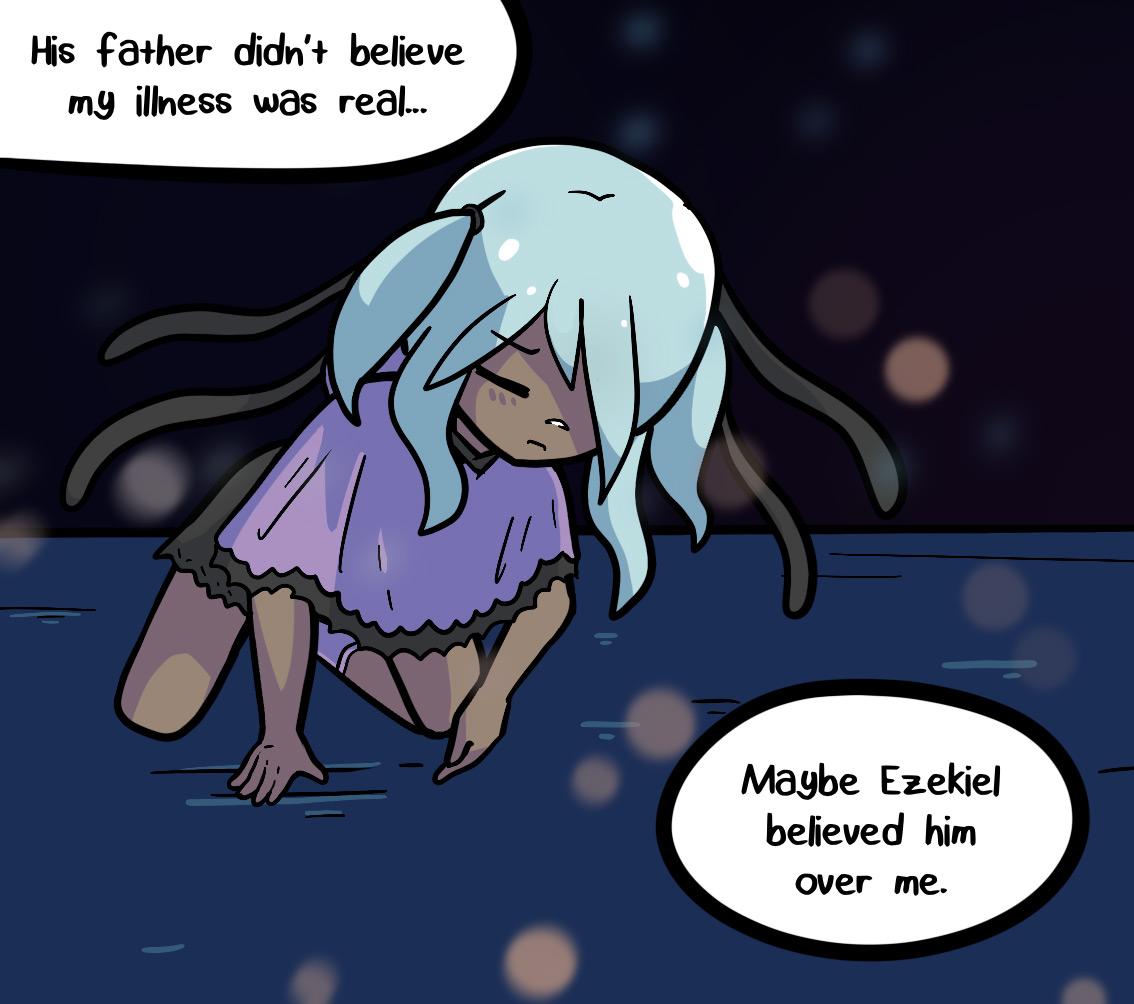 Seasick the underwater adventure comic, chapter 2 page 65 panel 3