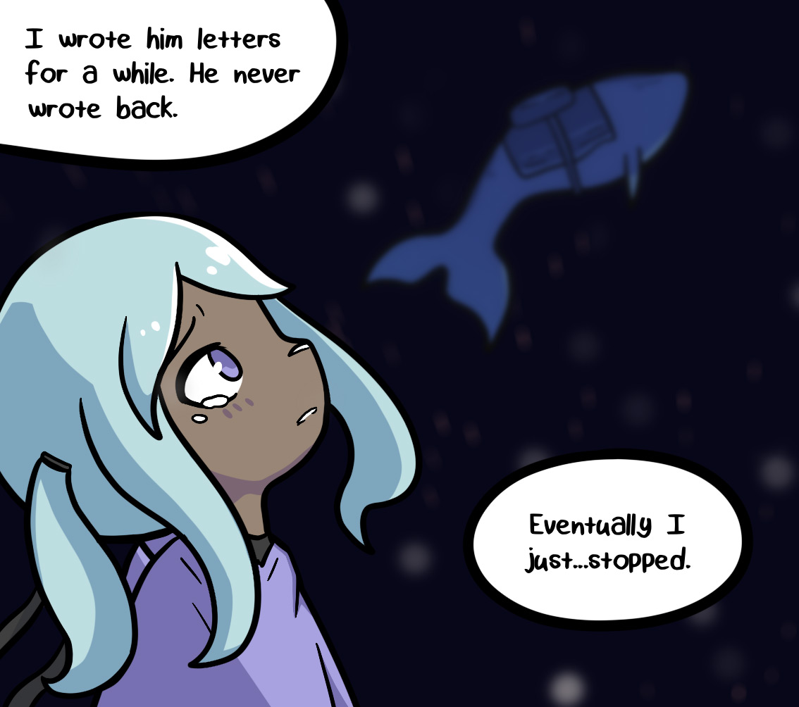 Seasick the underwater adventure comic, chapter 2 page 65 panel 4