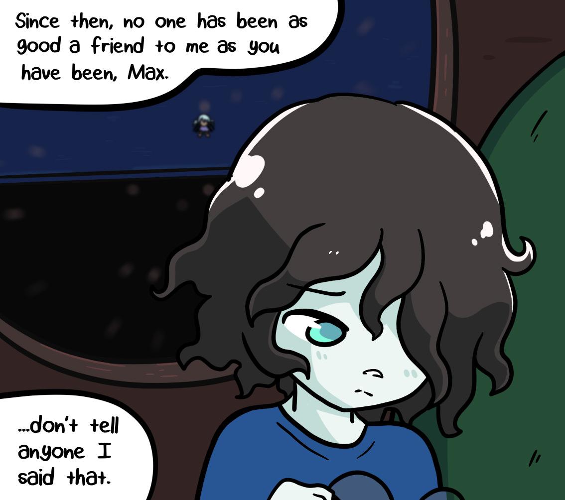 Seasick the underwater adventure comic, chapter 2 page 65 panel 5