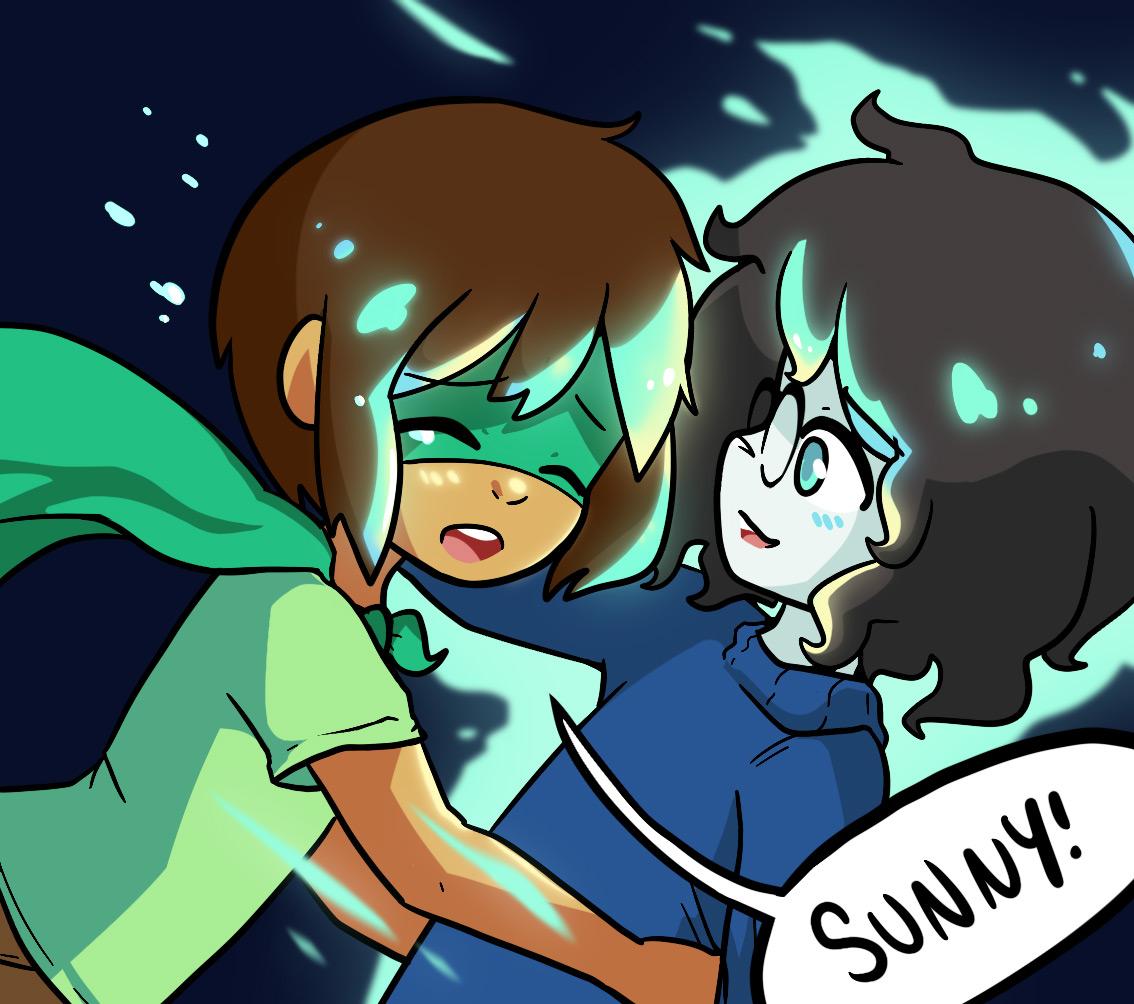 Seasick the underwater adventure comic, chapter 2 page 65 panel 6